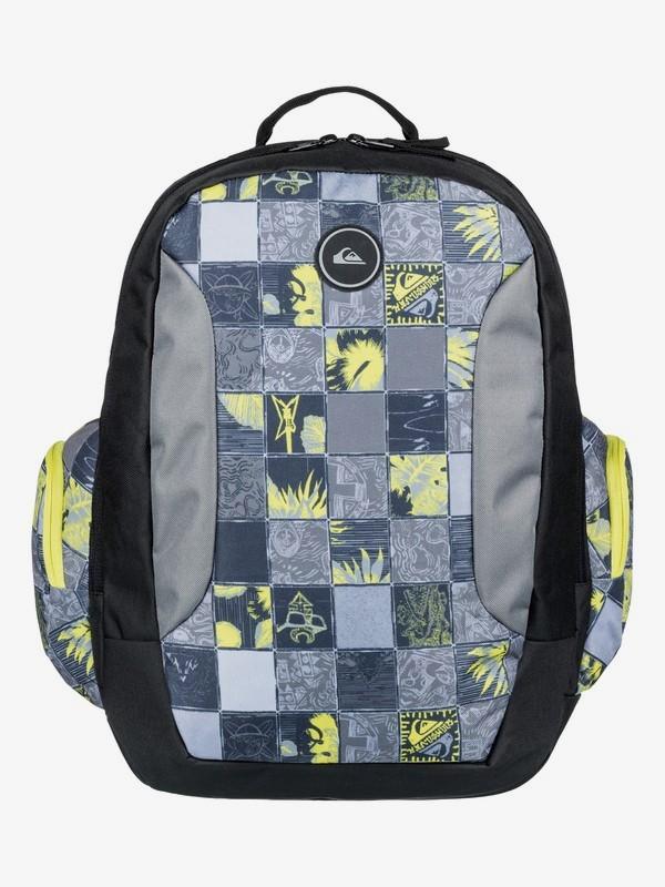 0 Schoolie 30L - Grand sac à dos Vert EQYBP03498 Quiksilver