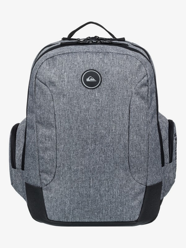 0 Schoolie 30L - Large Backpack Grey EQYBP03498 Quiksilver
