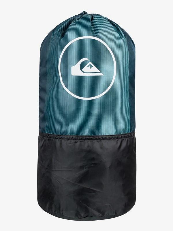 0 New Acai 20L - Drawstring Duffle Bag Blue EQYBP03526 Quiksilver