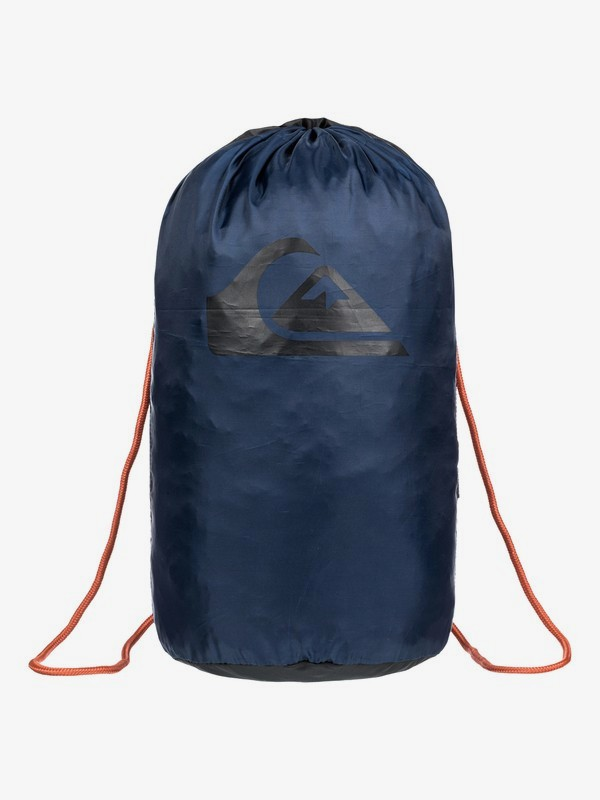 0 New Acai 20L - Sacca da Viaggio con Coulisse Blue EQYBP03526 Quiksilver