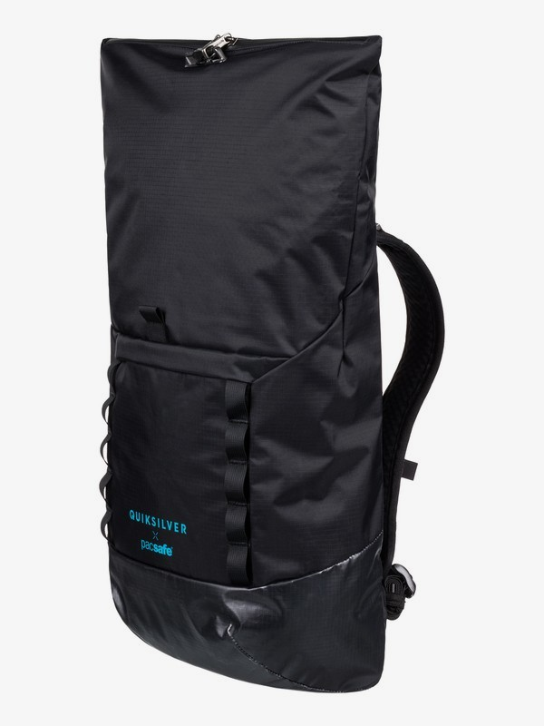 Pacsafe X QS 30L - Large Anti-Theft Wet/Dry Backpack  EQYBP03552