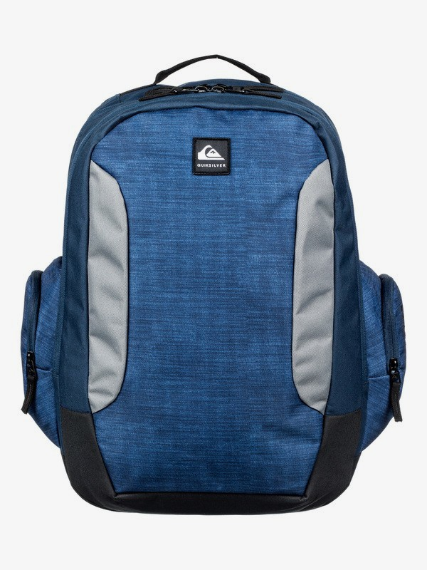 0 Schoolie 30L - Large Backpack Blue EQYBP03557 Quiksilver