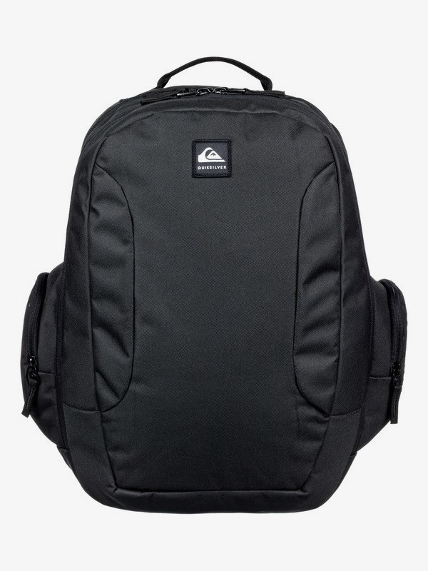 0 Schoolie 30L - Large Backpack Black EQYBP03557 Quiksilver