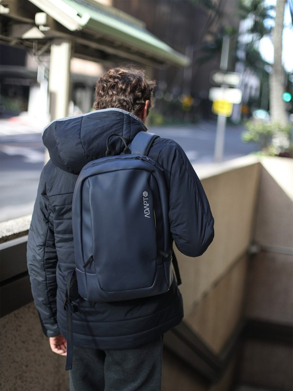 0 Seekseas 22L - Medium Backpack Black EQYBP03564 Quiksilver