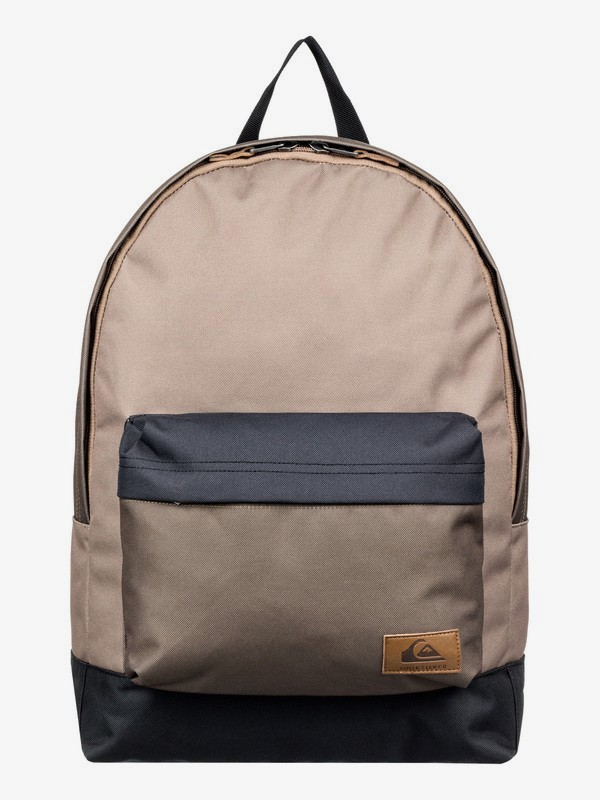 0 Everyday Poster Plus 25L - Medium Backpack Grey EQYBP03569 Quiksilver