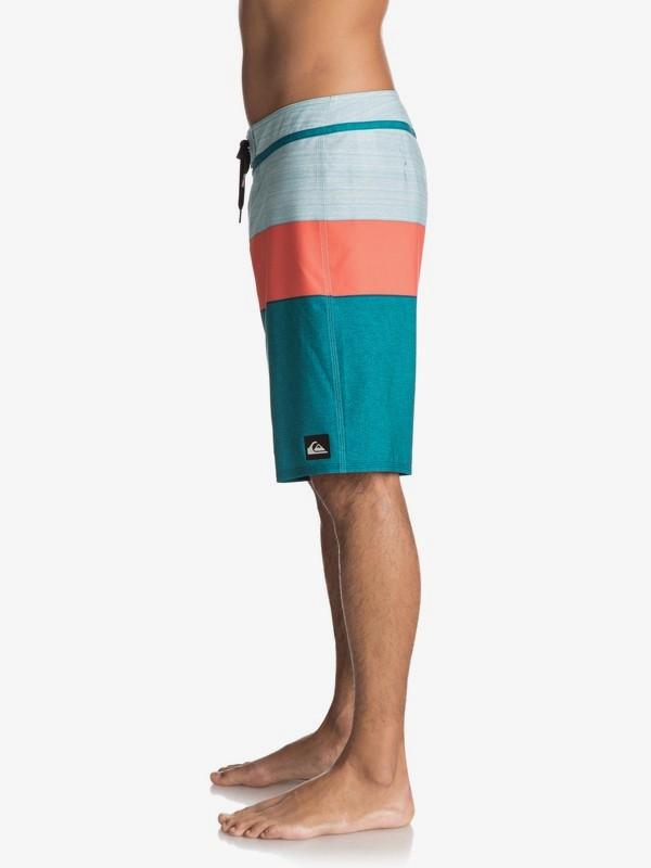"Everyday Blocked Vee 20"" - Board Shorts  EQYBS03573"