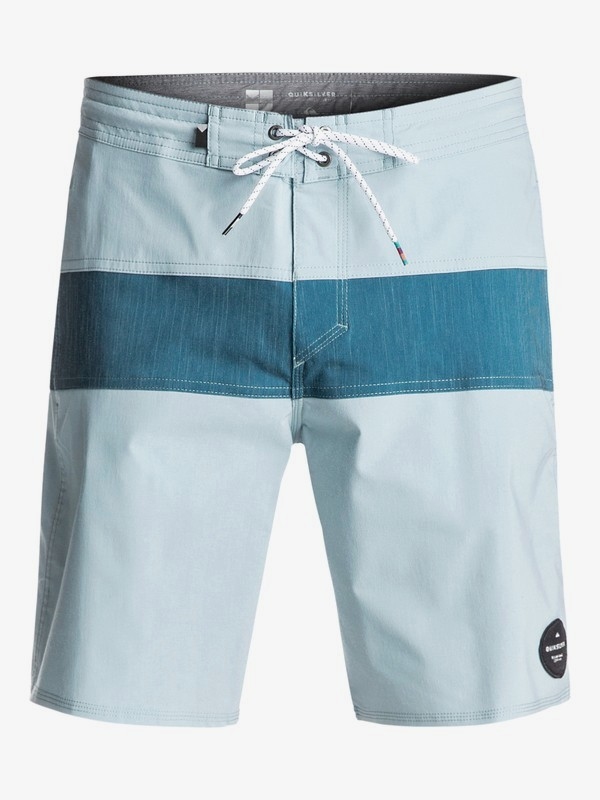 Quiksilver Mens Panel Blocked Beachshort 19 Boardshort