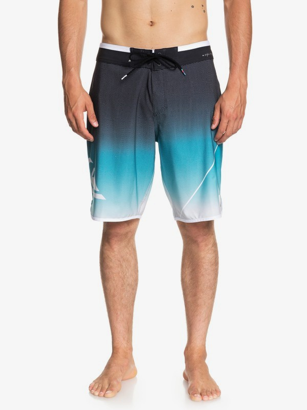 "0 Highline New Wave 20"" - Board Shorts for Men Blue EQYBS03861 Quiksilver"