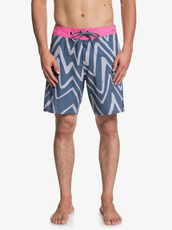 "0 Highline Variable 18"" - Board Shorts for Men Blue EQYBS03996 Quiksilver"