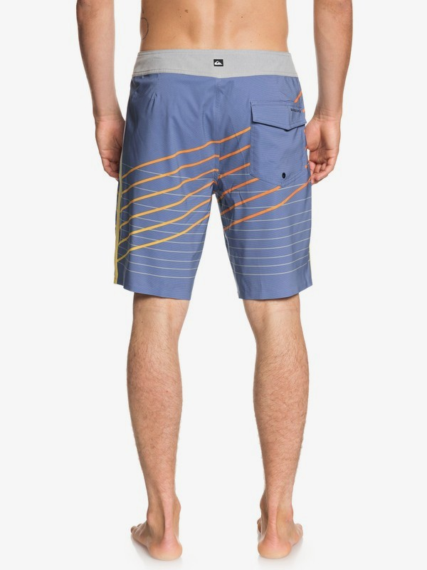 "Highline Shibori Slash 19"" - Board Shorts for Men EQYBS04013"