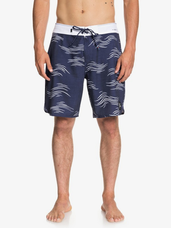 "Highline Zen Scallop 19"" - Board Shorts for Men EQYBS04029"