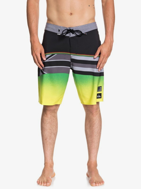 Quiksilver Mens Highline Hawaii 20 Boardshort Swim Trunk