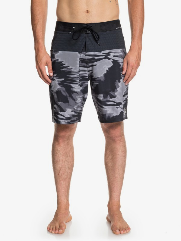 "0 Highline Blackout 19"" - Board Shorts for Men Black EQYBS04075 Quiksilver"