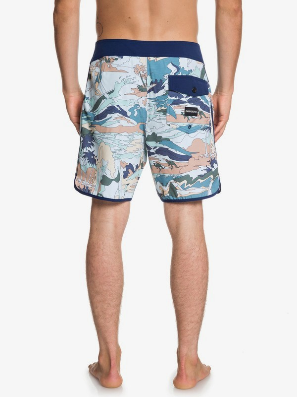 "Highline Feelin Fine 18"" - Board Shorts for Men  EQYBS04116"