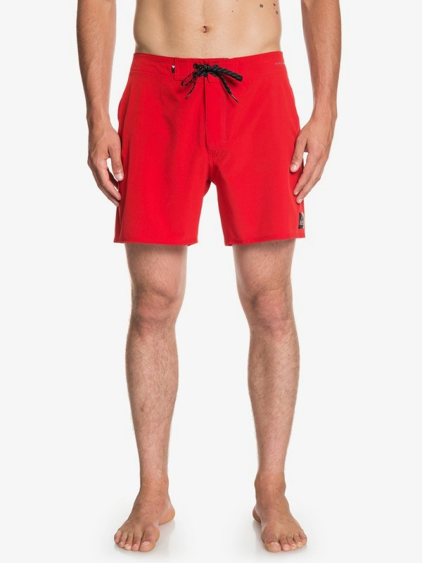 "0 Highline Kaimana 16"" - Board Shorts for Men Red EQYBS04117 Quiksilver"