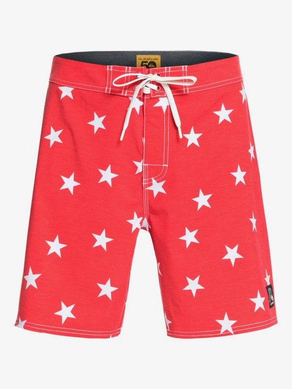 "Echo Beach Star 18"" - Board Shorts for Men  EQYBS04142"