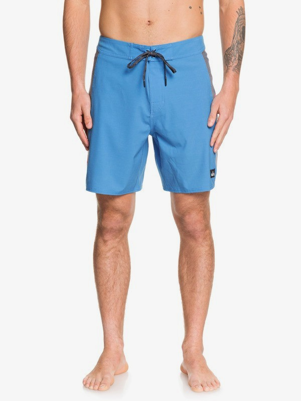 "0 St Comp 18"" - Board Shorts for Men Blue EQYBS04144 Quiksilver"