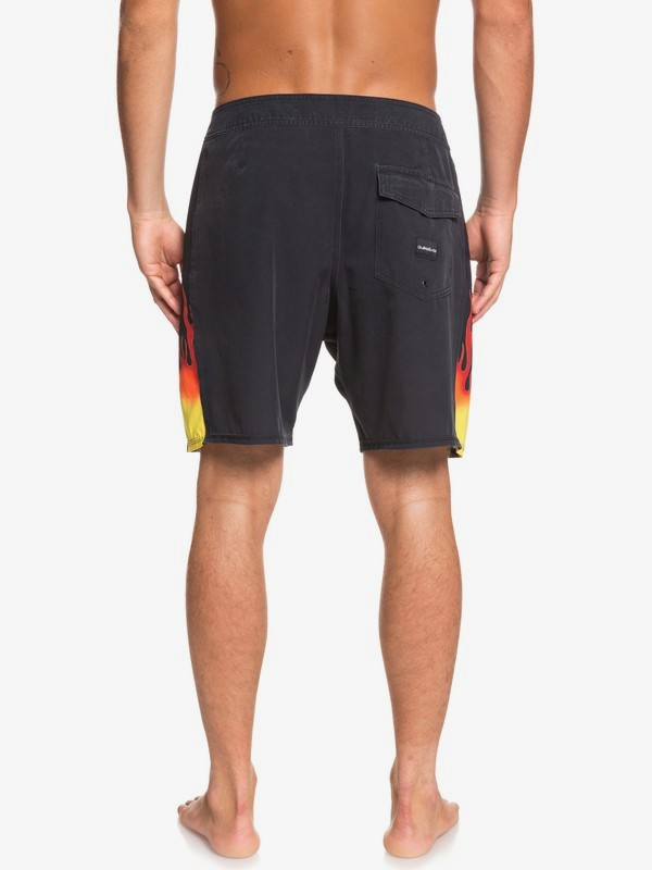 """Highline Flame Arch 18"""" - Board Shorts for Men  EQYBS04183"""