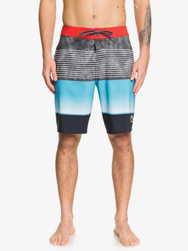 "0 Highline Slab 20"" - Board Shorts for Men Red EQYBS04200 Quiksilver"