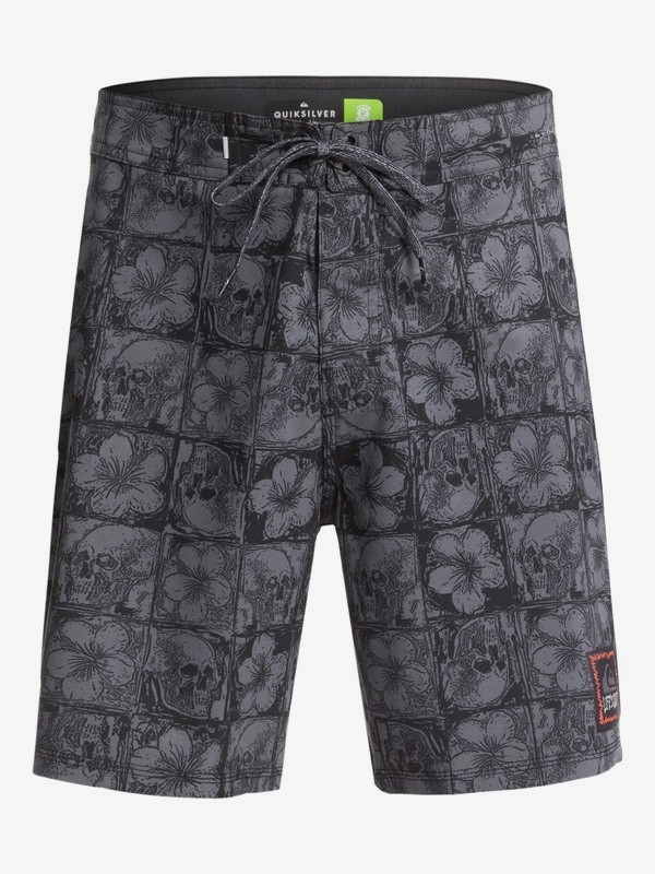 "Highline Dead Floral 18"" - Board Shorts for Men EQYBS04206"