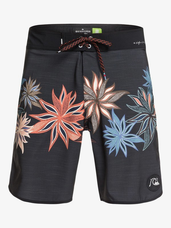 "Highline Timeline 18"" - Board Shorts for Men  EQYBS04214"