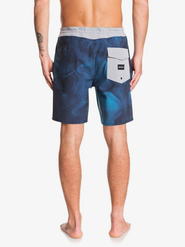 "Baja Acid 18"" - Beachshorts for Men EQYBS04235"