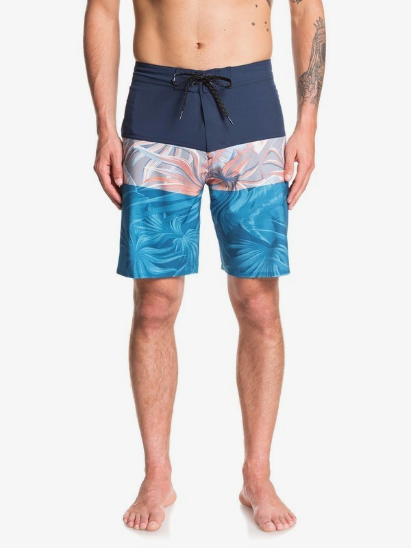 "0 Highline Multiply 19"" - Board Shorts for Men Blue EQYBS04236 Quiksilver"
