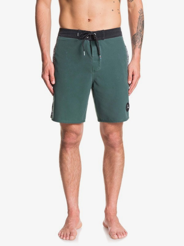 "0 Arch 18"" - Beachshorts for Men Green EQYBS04240 Quiksilver"