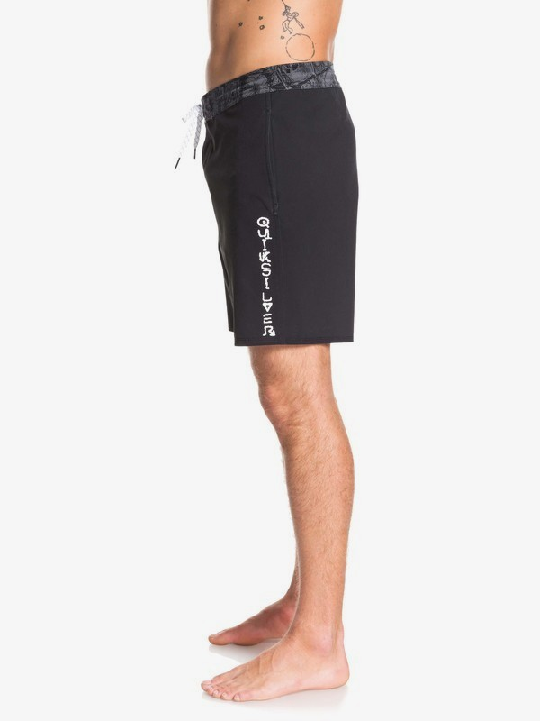 "Lifes Quik 18"" - Beachshorts for Men  EQYBS04244"