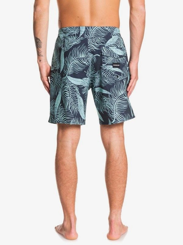 "Secret Ingredient 18"" - Beach Shorts for Men  EQYBS04252"