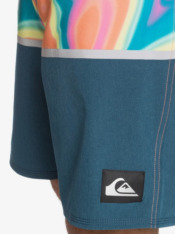"Highline Division 19"" - Board Shorts  EQYBS04301"