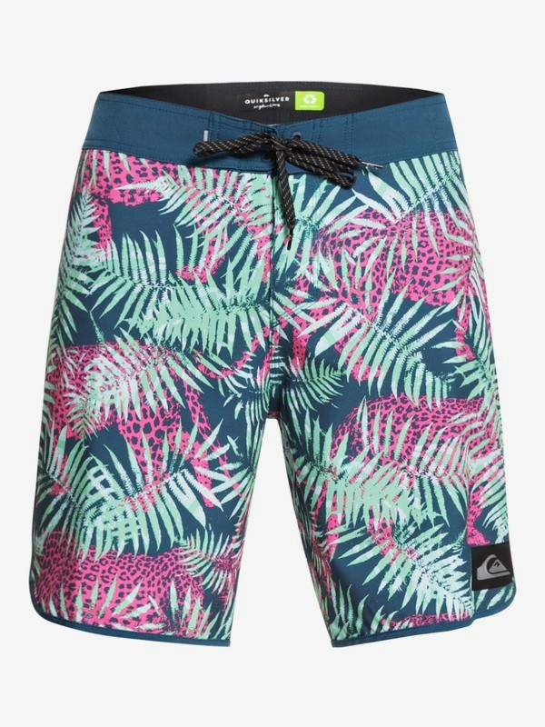 "Highline Camocat 19"" - Board Shorts for Men  EQYBS04313"