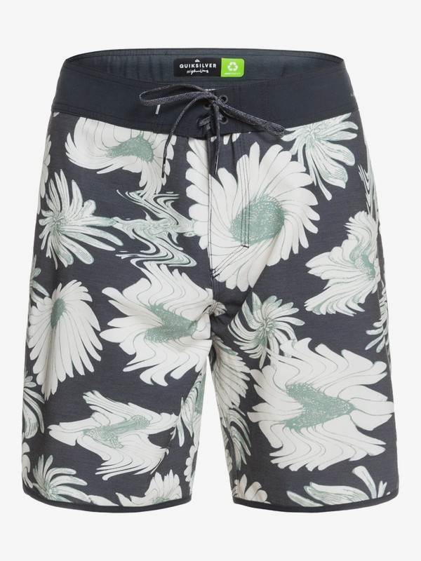 "Highline Warped 19"" - Board Shorts for Men  EQYBS04374"