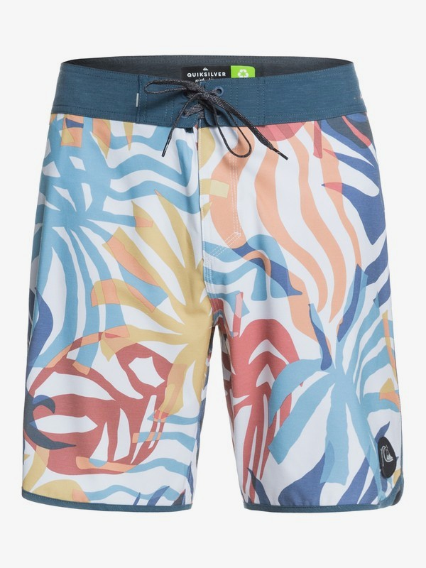 "Highline Vacancy Scallop 19"" - Board Shorts for Men  EQYBS04375"