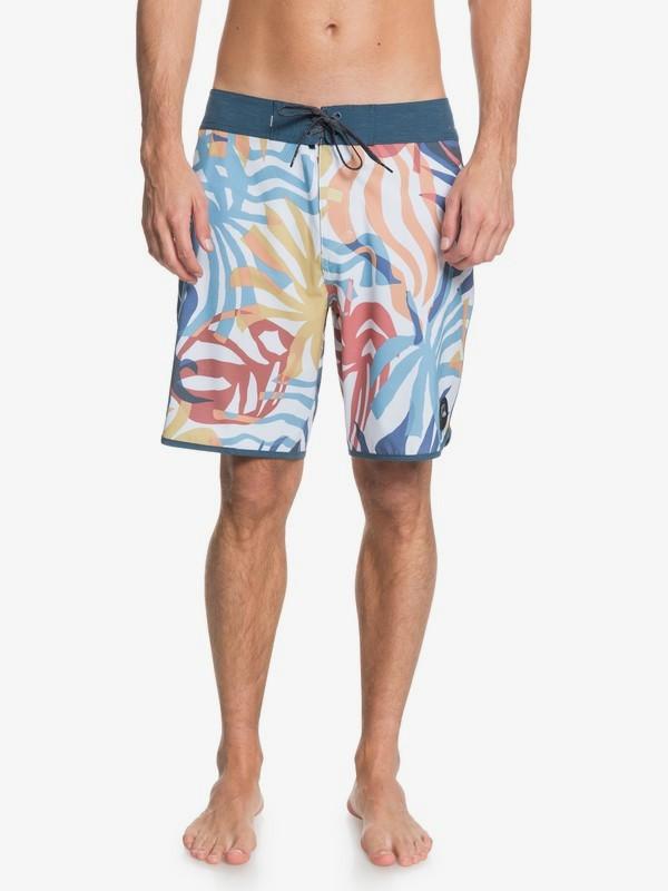 "Highline Vacancy Scallop 19"" - Board Shorts for Men  EQYBS04375"