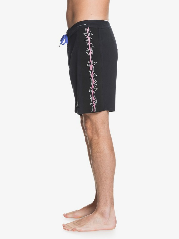 "Highline Darkside Arch 18"" - Board Shorts for Men  EQYBS04378"
