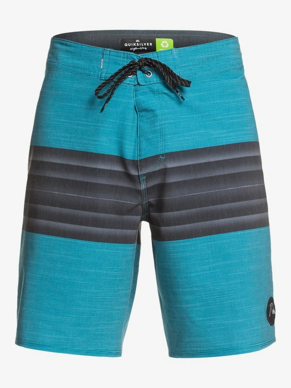 "Highline Six Channel 19"" - Board Shorts for Men  EQYBS04380"