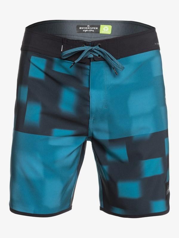 """Highline Warp Speed 18"""" - Board Shorts for Men  EQYBS04415"""