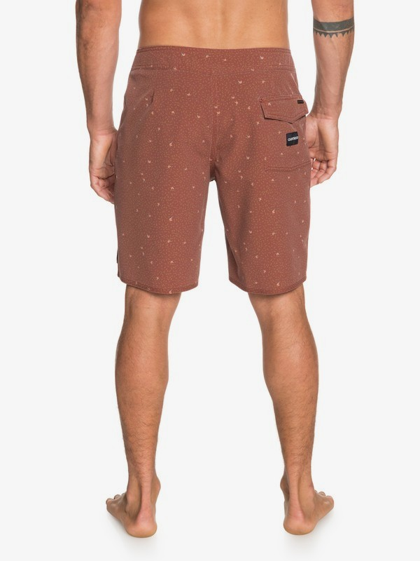 "Highline Threads & Fins 19"" - Board Shorts for Men  EQYBS04425"