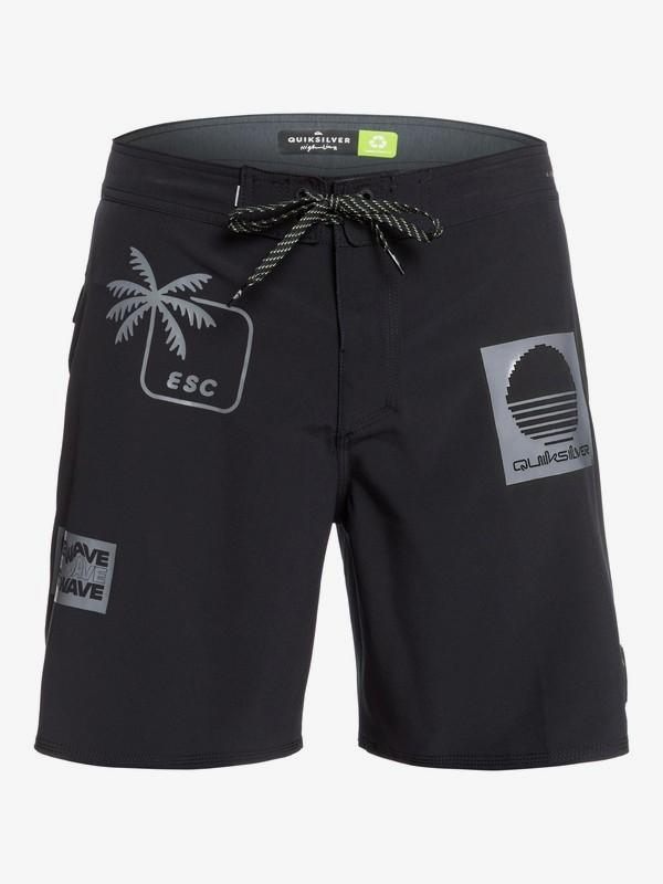 """Highline Beta Test 18"""" - Board Shorts for Men  EQYBS04444"""