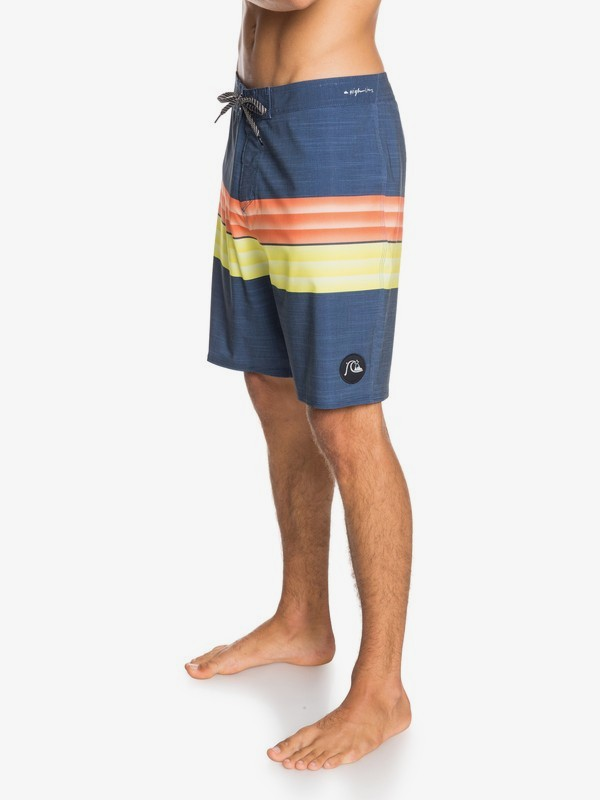 """Highline Six Channel 19"""" - Board Shorts for Men  EQYBS04484"""