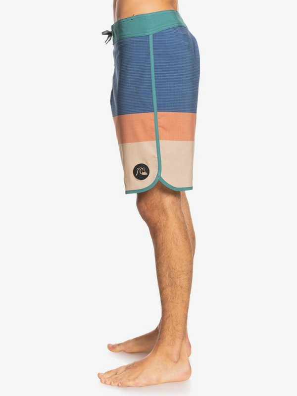 "Surfsilk Tijuana 19"" - Board Shorts for Men  EQYBS04531"