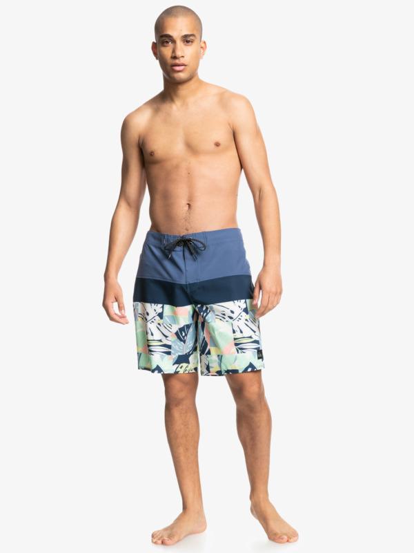 "Surfsilk Panel 19"" - Board Shorts for Men  EQYBS04552"