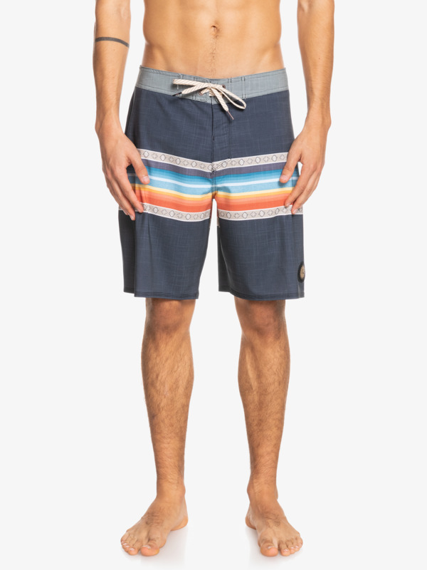 "Surfsilk Sun Faded 19"" - Board Shorts for Men  EQYBS04556"