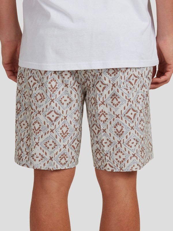 "Hempstretch Endless Trip 18"" - Board Shorts for Men  EQYBS04558"