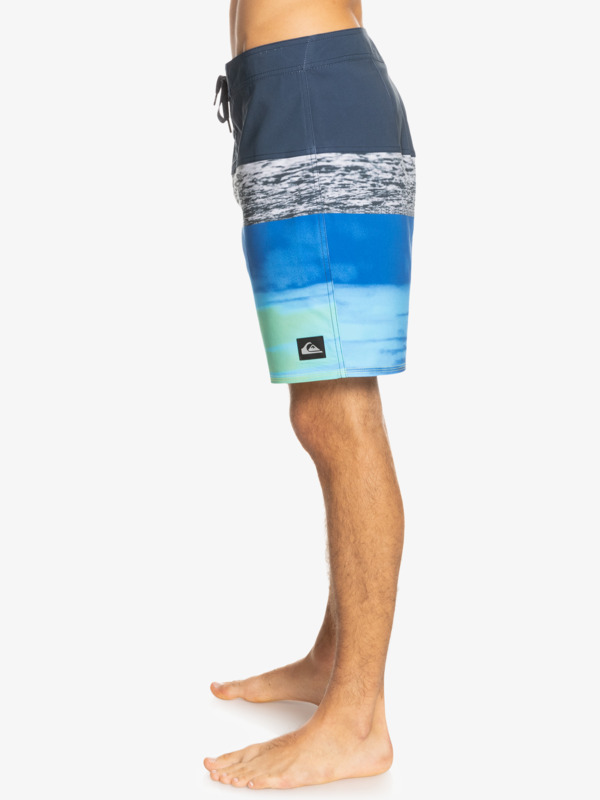 "Surfsilk Panel 18"" - Board Shorts for Men  EQYBS04584"