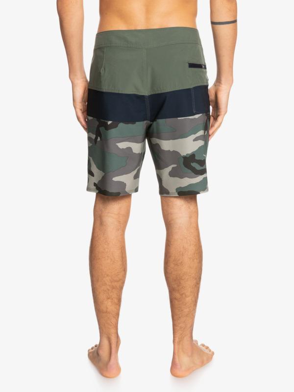 "Surfsilk Panel 18"" - Board Shorts for Men  EQYBS04584"