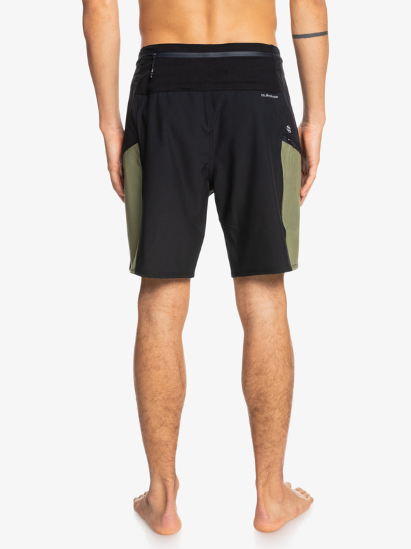 "Hydra Motion 18"" - Hybrid Board Shorts for Men  EQYBS04593"