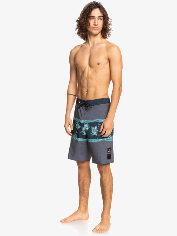 "Surfsilk Primitive Enforcer 20"" - Recycled Board Shorts for Men  EQYBS04614"