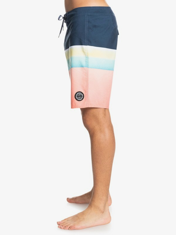 """Everyday Sion 19"""" - Beach Shorts for Men  EQYBS04627"""